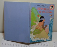 Walt Dysney Présente: Hiawatha Et Les Castors - Livres, BD, Revues