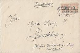 DR Ortsbrief Drucksache Mef Minr.2x 326B Düsseldorf 27.11.23 Novemberbrief - Deutschland