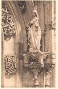 (01) Ain - CPA - Bourg-en Bresse - Bourg - Eglise De Brou - Statuette Du Tombeau De Marguerite D'Autriche - Eglise De Brou