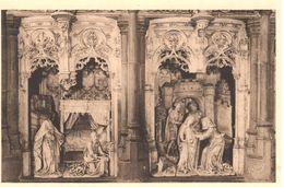 (01) Ain - CPA - Bourg-en Bresse - Bourg - Eglise De Brou - Retable En Marbre De La Chapelle De La Vierge - Eglise De Brou