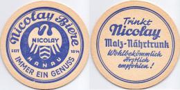 #D183-225 Viltje Nicolay - Sous-bocks
