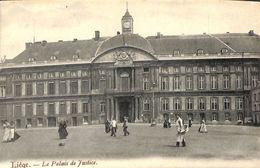 Liège - Le Palais De Justice (animée) - Liege