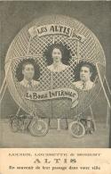 LES ALTIS DANS LA BOULE INFERNALE - Cirque