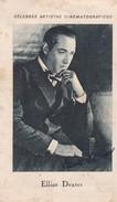 ELLIOT DEXTER. CELEBRES ARTISTAS CINEMATOGRAFICOS. AUTOGRAPHE ORIGINAL TBE -BLEUP - Autographs