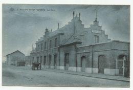 ST-GENESIUS-RODE -  RHODE-ST-GENÈSE - Station- La Gare - Niet Verstuurd - Rhode-St-Genèse - St-Genesius-Rode