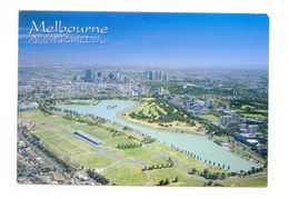 D011 Australia Melbourne Albert Park Lake - Postkaarten