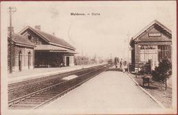Malderen Londerzeel Station Statie  Geanimeerd - Londerzeel