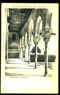 GRANADA (ALHAMBRA) - 167 : Galeria Del Patio De Los Arrayanes - Carte Illustrée Précurseur, Vers 1900, Dos Non Divisé. - Granada