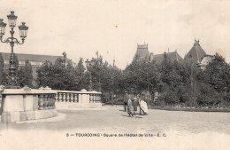 B34827 Tourcoing,  Square De L' Hôtel De Ville - France