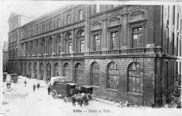 B44080 Lille - Hôtel De Ville - France