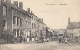 Remilly- La Grande Rue - Frankreich