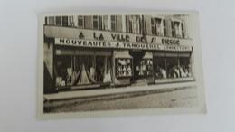 Cp A La Ville De St Pierre J Tanquerel  ( Confections )  Saint - Pierre Sur Dives - Other Municipalities