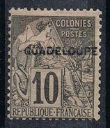 GUADELOUPE N°18 N* - Unused Stamps