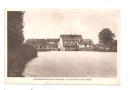 Schwindratzheim-La Zorn Et Le Vieux Moulin--(C.2690) - Frankrijk