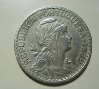 Portugal 1 Escudo 1952 - Portugal