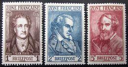 BELGIQUE       Zone Française 11/13            NEUF** - WW II