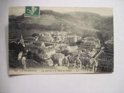 CPA  LA BOURBOULE Vue Générale Et La Vallée De Vendeix 1916 T.B.E. Animée - La Bourboule