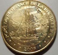 Port De Plaisance De La Rochelle 2008 - Monnaie De Paris