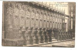 LOUVAIN - 68 - Stalles De L'Eglise Ste-Gertrude - (Ed. : U. Gandibleu) - Leuven