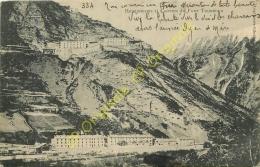 04.  Baraquements Et Casernes Du Fort TOURNOUX . - Autres Communes
