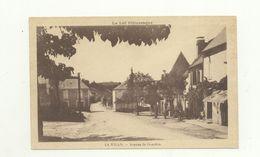 46/ CPA - Le Vigan - Avenue De Gourdon - Frankrijk