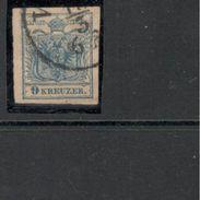 Austria1850:Michel5y  Used - 1850-1918 Imperium