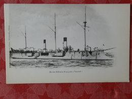 """Cpa  Marine Militaire Française """"SURCOUF""""  (11.9050550) - Otros"""