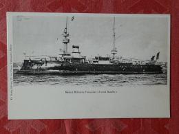 "Cpa  Marine Militaire Française ""Amiral BAUDIN""  (11.9050552) - Otros"