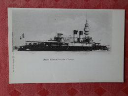 "Cpa  Marine Militaire Française ""VALMY""  (11.9050556) - Otros"