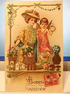 BONNE ANNEE Pour 1910 - Año Nuevo