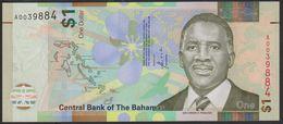 Bahama 1 Dollar 2017 Pnew UNC - Bahamas