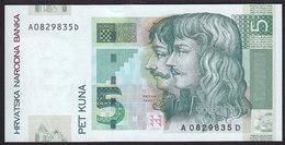 Croatia 5 Kuna 2001 P37 UNC - Croazia