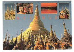Myanmar - Burma - Pagoda - Nice Stamp - Myanmar (Burma)