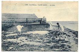 ILE D'OLERON - SAINT DENIS - La Jetée - Ile D'Oléron