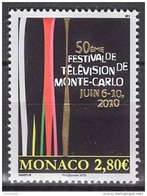 MONACO 2010  - Y.T. 2742 - NEUF** - Monaco