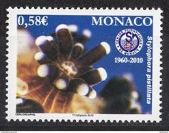 MONACO 2010  - Y.T. 2752 - NEUF ** - Monaco