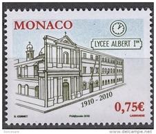 MONACO 2010  - Y.T. 2754 - NEUF ** - Monaco