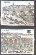 LUXEMBOURG,SERIE COMPLETE,NEUVE**.YVERT 1396/97. - Luxemburgo