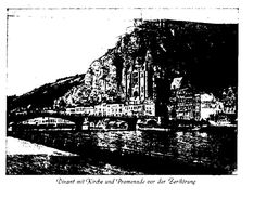 (PH 618) WWI - Feldpost  - Military German Mail - Postcard 1915 - Dinant - Militaria