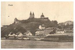 (PH 618) WWI - Feldpost  - Military German Mail - Postcard 1915 - Plock (Poland) - Militaria