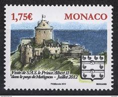 MONACO 2012 N°2834 NEUF  ** - Monaco
