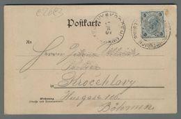 C2693 Austria Postal History 1904 5 HELLER FELSENPARTIE AM PEILSTEIN (m) - 1850-1918 Impero
