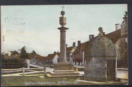 Wiltshire Postcard - The Cross, Steeple Ashton, Nr Trowbridge   DC929 - Andere