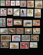Papua New Guinea Mini Collection Of 31 Stamps - Papua New Guinea