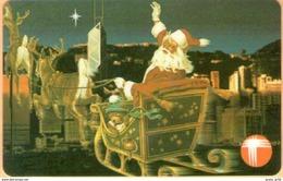 Hong Kong - Christmas 1992, Santa Claus, 50 HK$, As Scan - Hong Kong