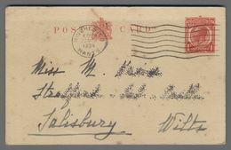 C2749 Great Britain Postal STATIONERY 1 ONE PENNY (m) - Interi Postali