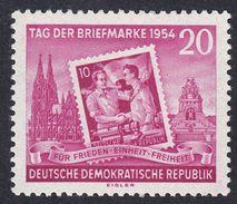 GERMANIA DDR - 1954 - Yvert 175 Nuovo MNH. - [6] Repubblica Democratica