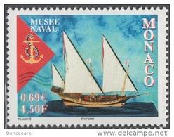 MONACO 2001 - N°2304 - NEUF** - Monaco