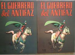 EL GUERRERO DEL ANTIFAZ. TOMO Nº 6 + Nº 7. OFERTA. - El Guerrero Antifaz