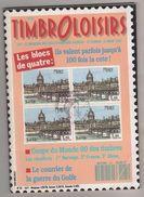 TIMBROLOISIRS - BLOC DE QUATRE, LE TIBET, TIMBRES D OLAV V, CACHETS GUERRE DU GOLFE, MARIANNES D ALGER, LES CANARDS..... - Tijdschriften
